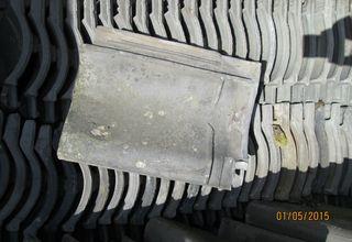 partij betonplaten gebruikt